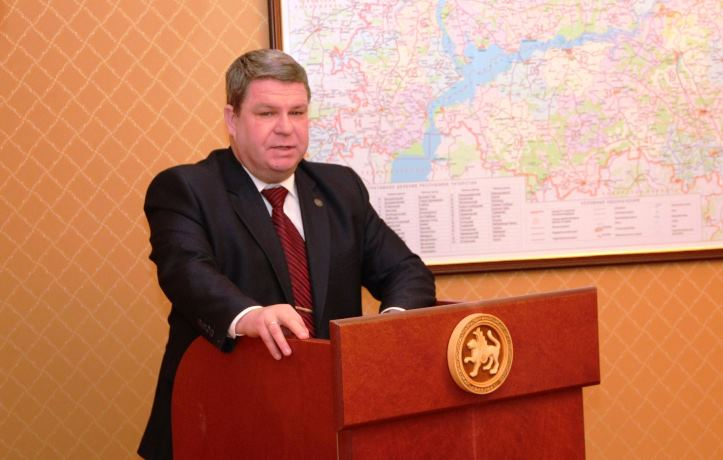 Заседание Коллегии Счетной палаты Республики Татарстан (24.12.2019г.)