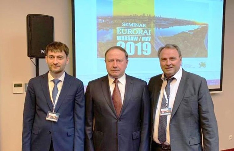 Международный семинар ЕВРОРАИ на тему «Аудит публичного долга», Варшава, Польша (17 мая 2019 г.)