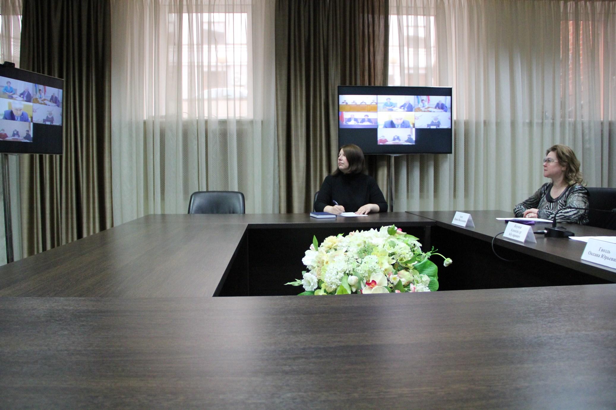 Видеоконференции Счетной палаты России 27 и 29 апреля 2021г.