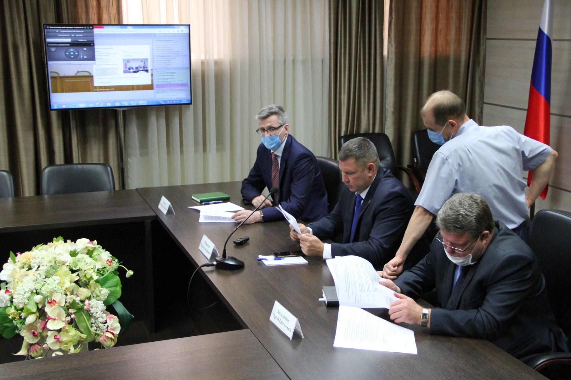 Семинар «Цифровые технологии в развитии и повышении эффективности государственного управления» в формате ВКС (3 сентября 2020 г.)