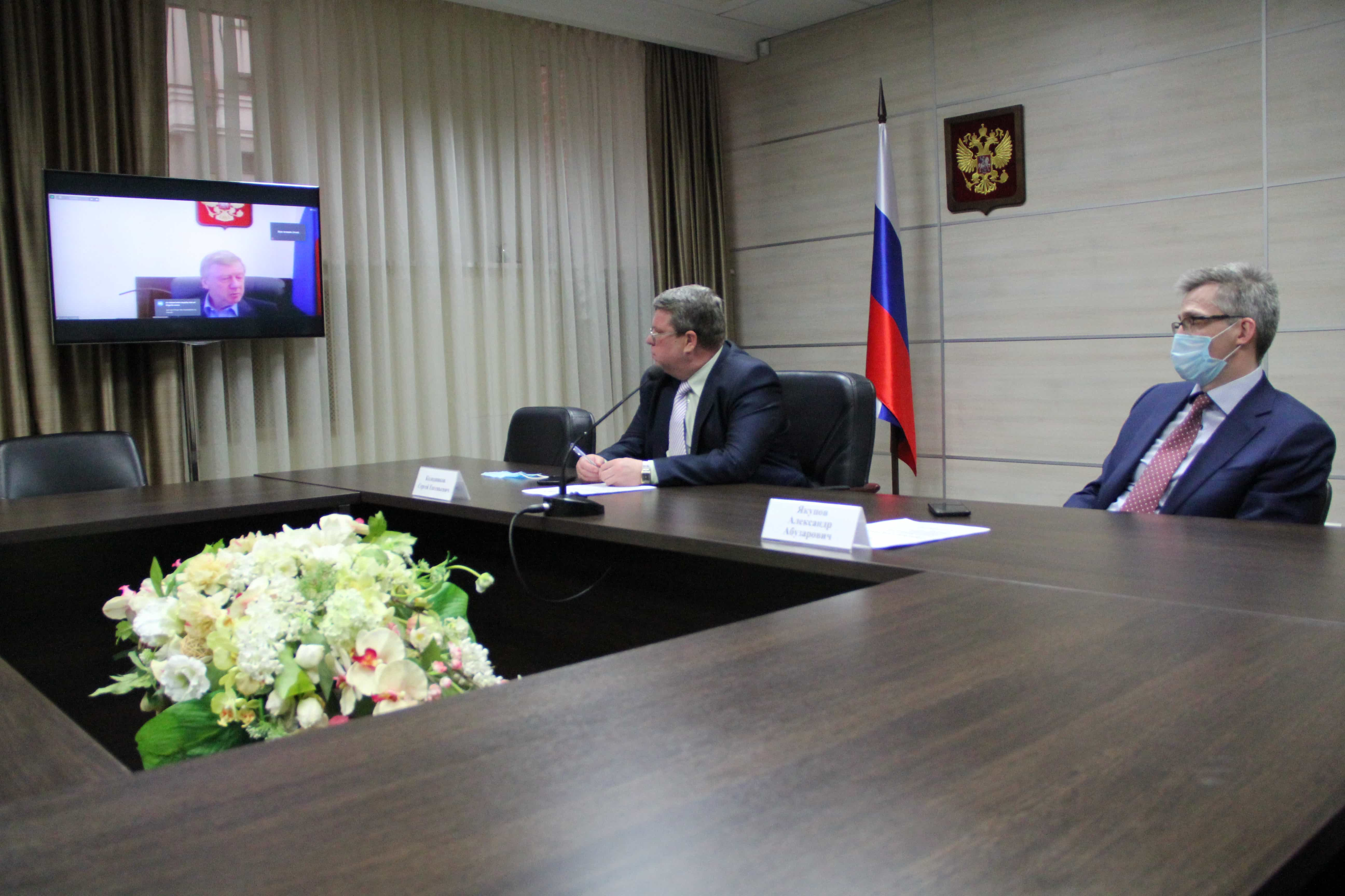 21-22 апреля Счетная палата России в качестве Председателя ИНТОСАИ провела Первую международную научно-практическую онлайн-конференцию.