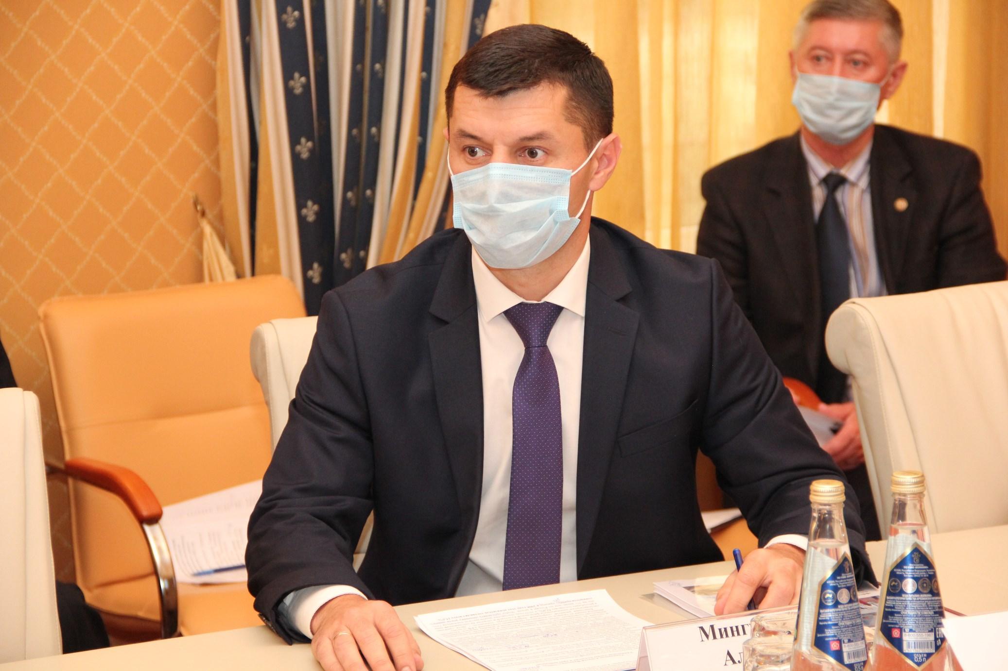 Заседание Коллегии Счетной палаты Республики Татарстан (22 сентября 2021 г.)