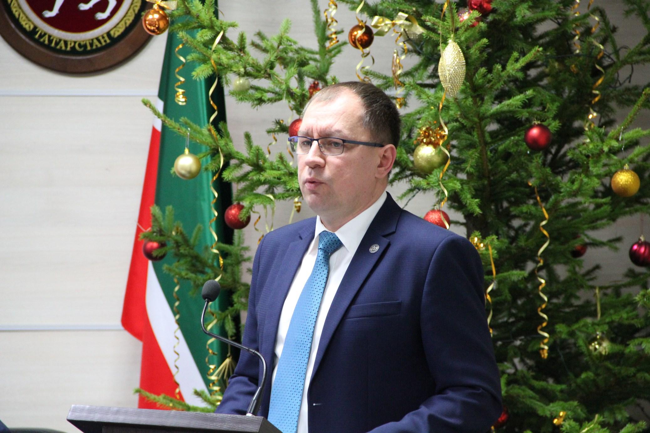 Совет контрольно-счетных органов Республики Татарстан (26.12.2019 г.)