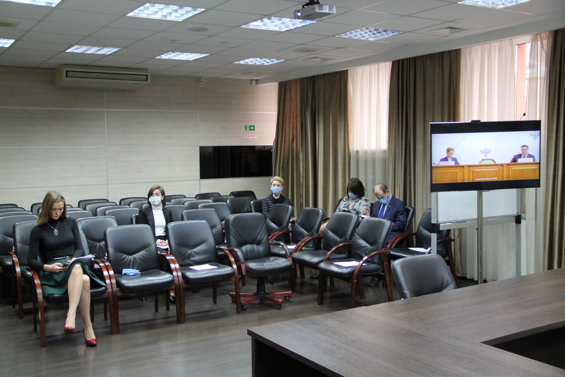 ВКС на портале Совета КСО РФ (октябрь 2020 г.)