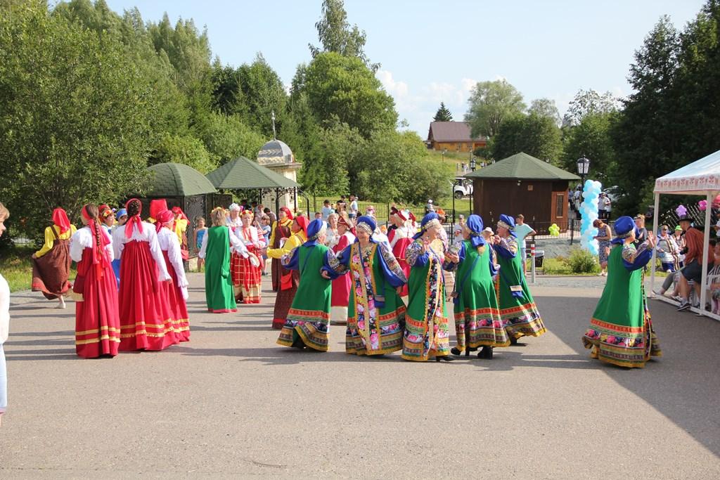 Экскурсия сотрудников СП РТ в Лаишевский район (20.07.2019г.)