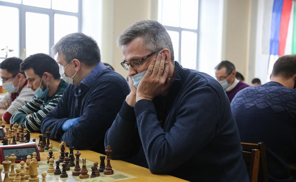 Команда Счётной палаты заняла призовое место в соревновании по шахматам в рамках Спартакиады государственных служащих Республики Татарстан (3-4 апреля 2021 года)